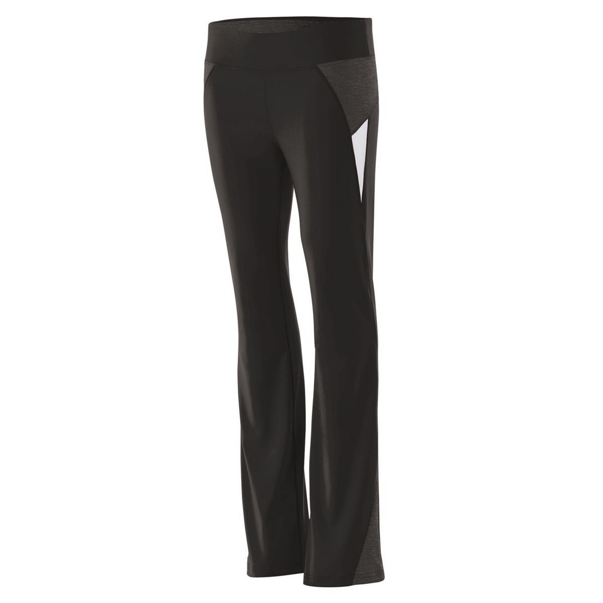 Ladies Tall Tumble Pant - BLACK/BLACK HEATHER/WHITE