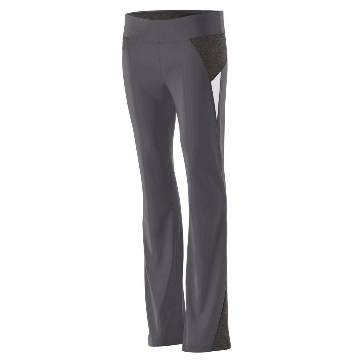 Ladies Tall Tumble Pant - GRAPHITE/BLACK HEATHER/WHITE