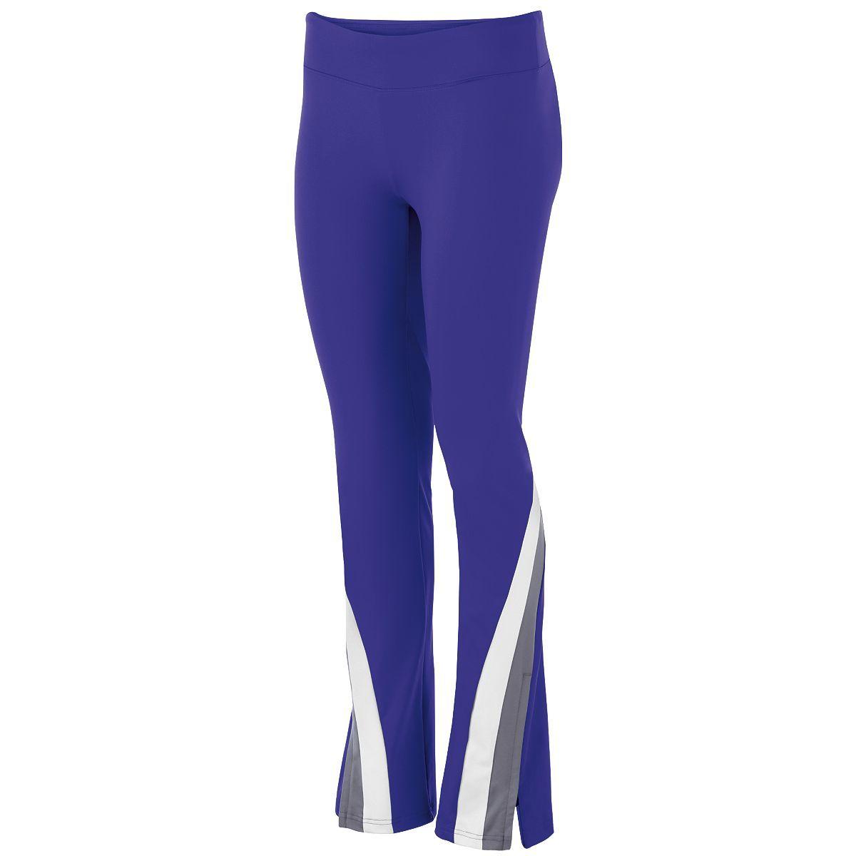 Ladies Aerial Pant - Purple/graphite/white
