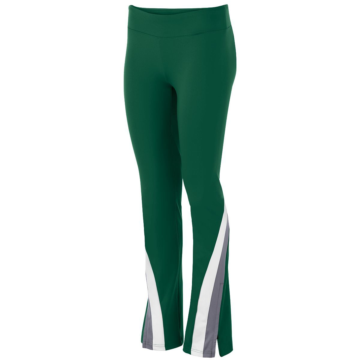 Ladies Aerial Pant - Forest/graphite/white