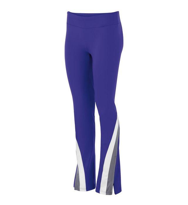 Augusta Sportswear Girls Brushed Back Poly//Spandex Pant