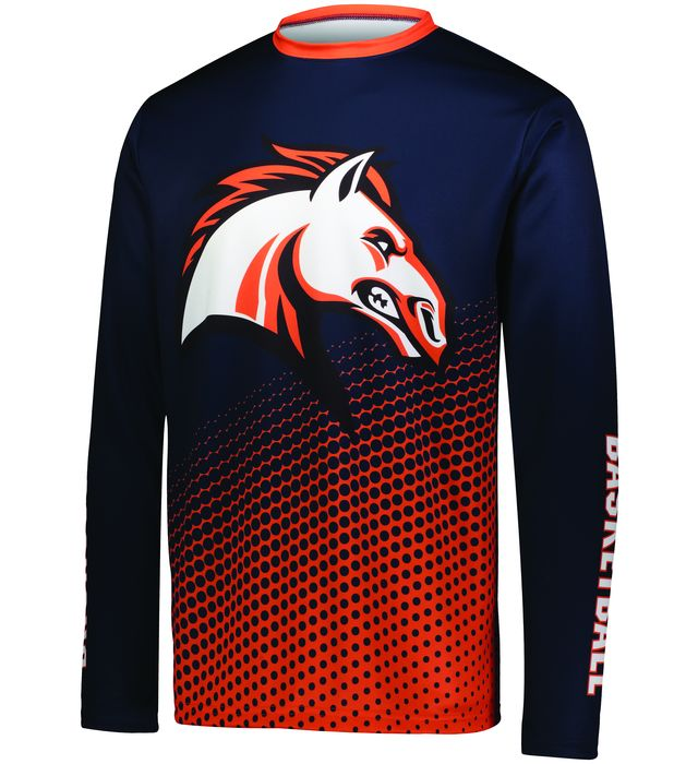 Decorated Sublimated Pullover