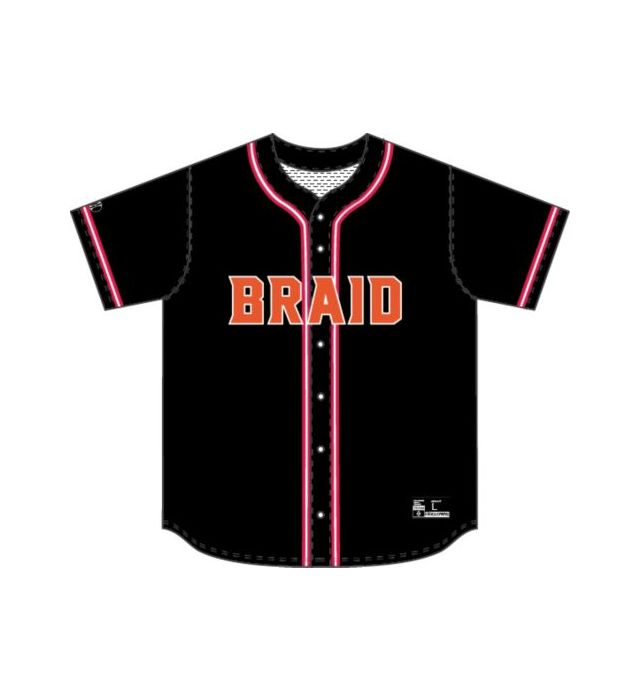 Freestyle Sublimated Full-Button Baseball Jersey