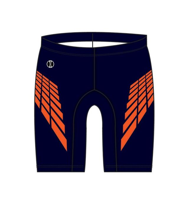Freestyle Sublimated Fitted Track Shorts