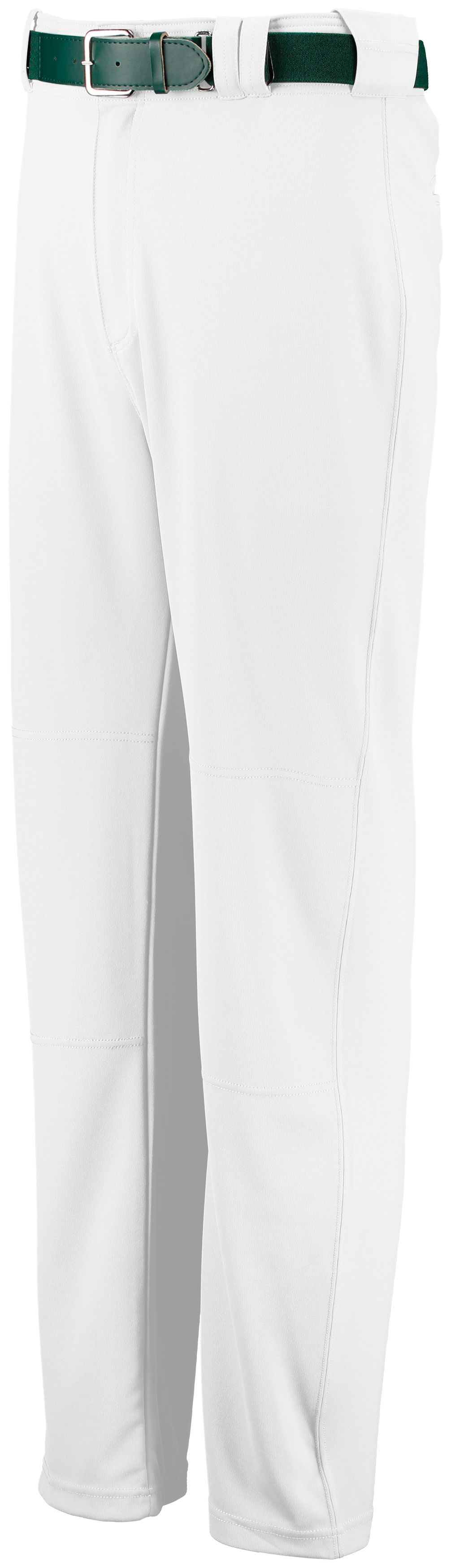 Boot Cut Game Pant - White