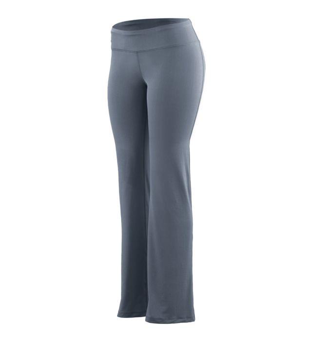 Ladies Wide Waist Poly/Spandex Pant