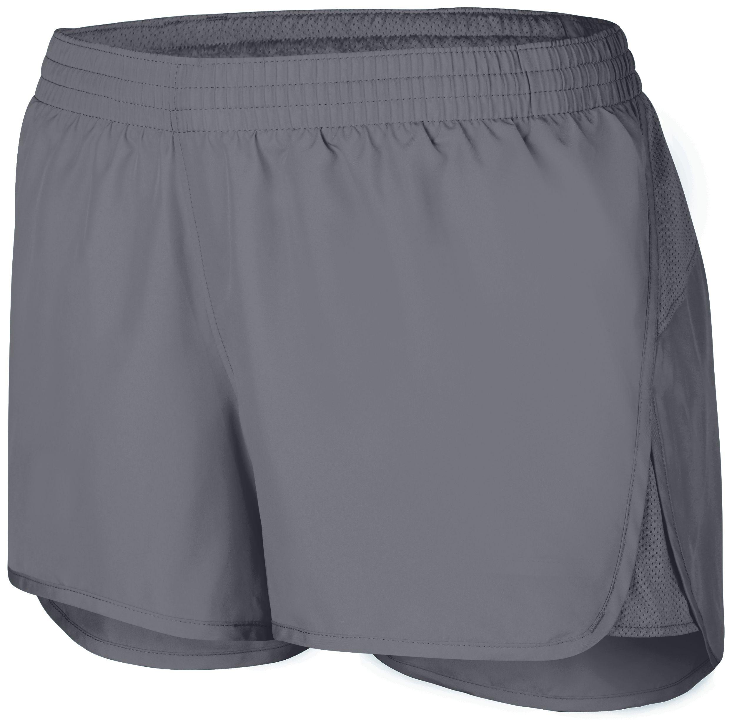 Ladies Wayfarer Shorts - GRAPHITE