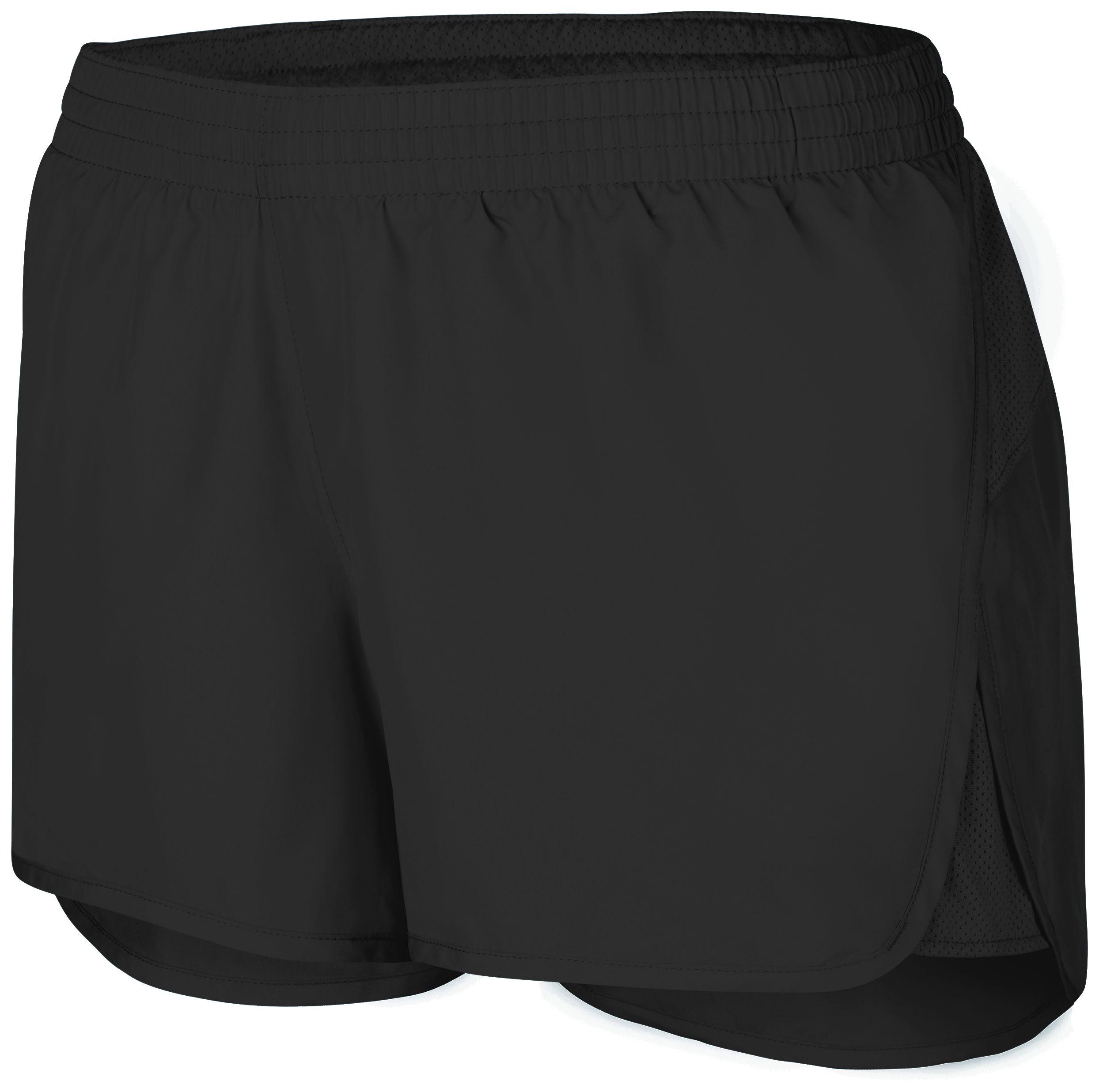Ladies Wayfarer Shorts - BLACK