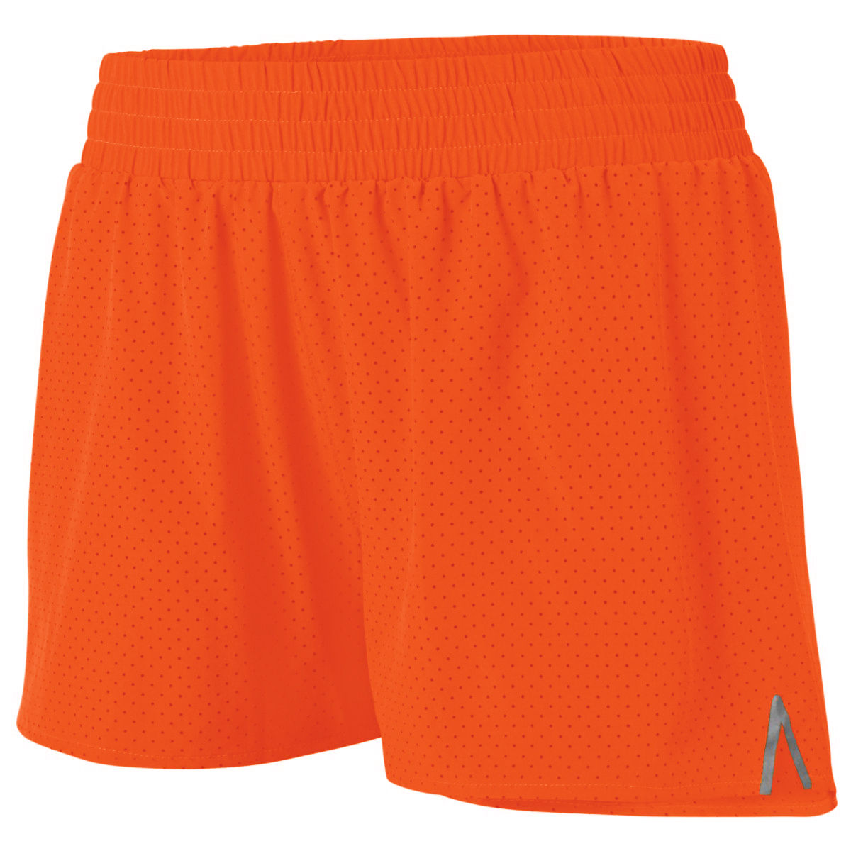 Ladies Quintessence Shorts - POWER ORANGE