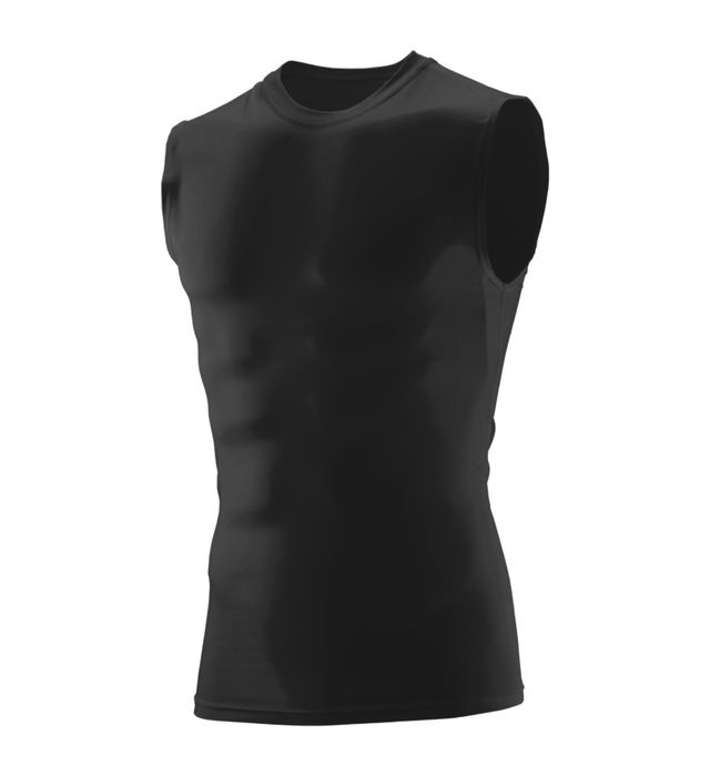 Youth Hyperform Compression Sleeveless Tee