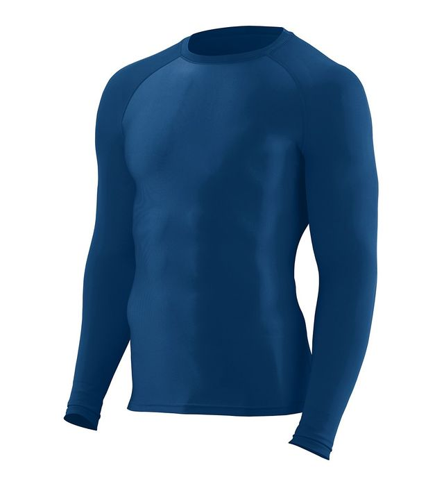 Youth Hyperform Compression Long Sleeve Tee
