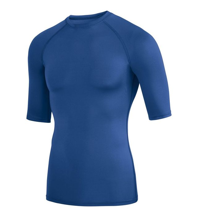 Youth Hyperform Compression Half Sleeve Tee