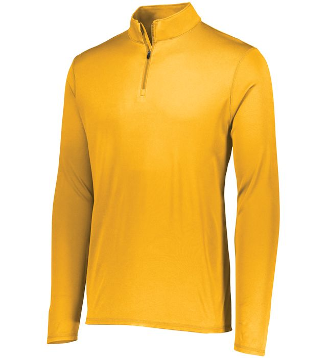 Attain Wicking 1/4 Zip Pullover