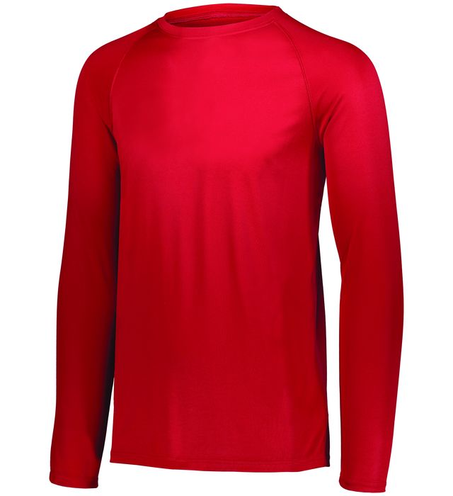 Attain Wicking Long Sleeve Tee