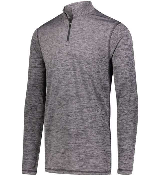 Intensify Black Heather 1/4 Zip