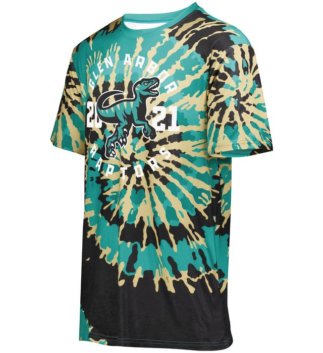FreeStyle Sublimated Cotton-Touch Poly Tee