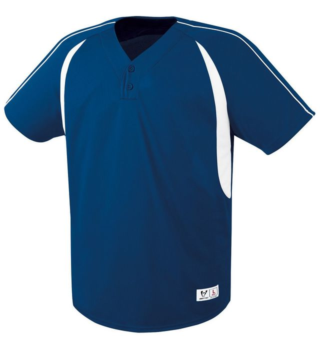 Image for Youth Impact Two-Button Jersey from ASG
