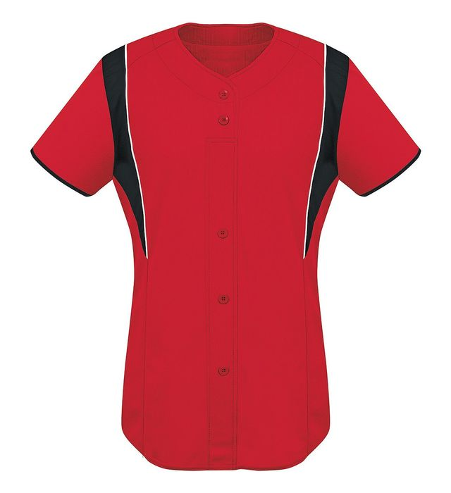 Image for Womens Faux Front Jersey from ASG
