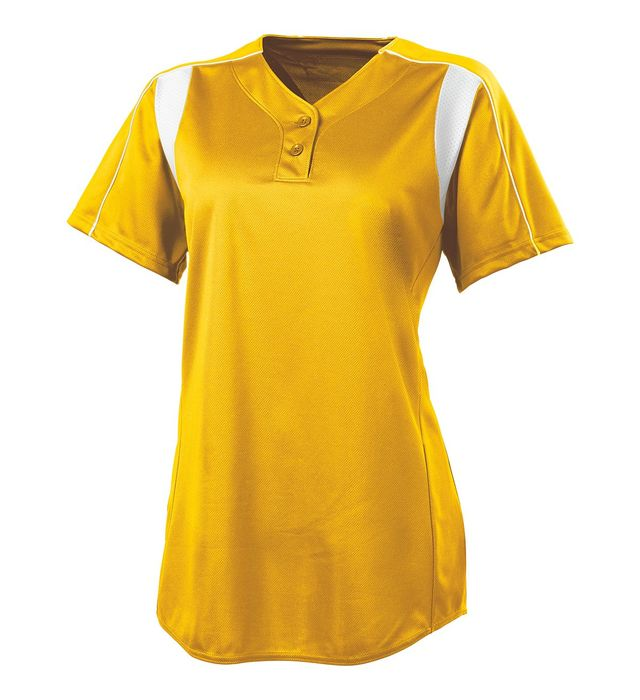 Image for Ladies Double Play Softball Jersey from ASG