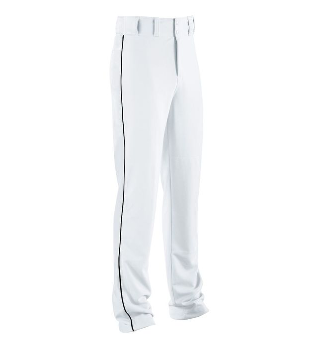 Image for Piped Classic Double-Knit Baseball Pant from ASG