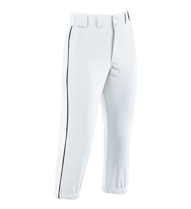 Image for Ladies Piped Prostyle Low-Rise Softball Pant from ASG