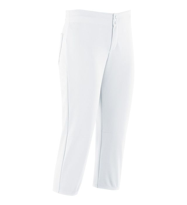 Image for Ladies Unbelted Softball Pant from ASG