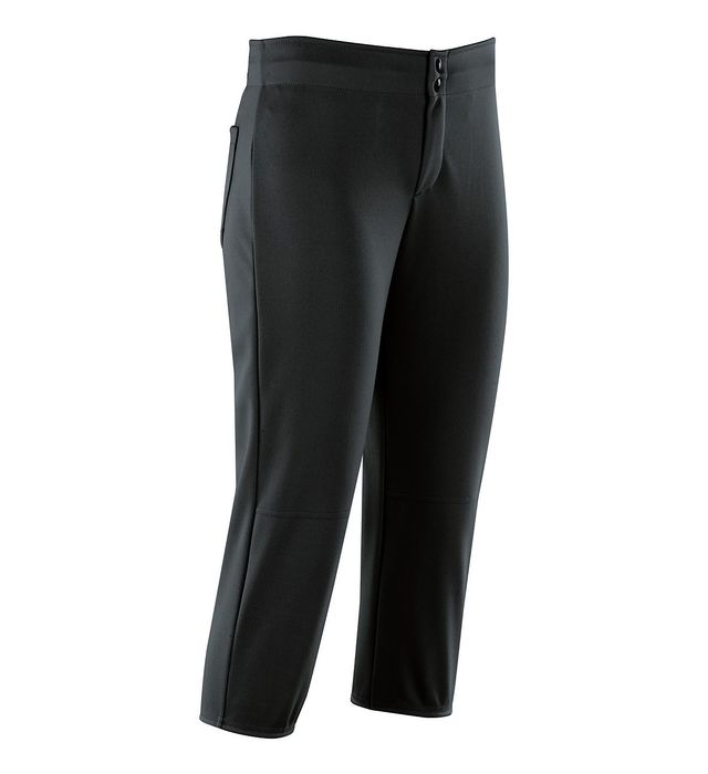 Ladies Unbelted Softball Pant