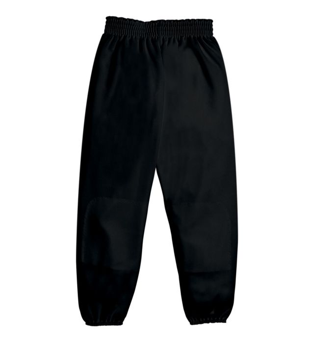 Double-Knit Pull-Up Baseball Pant