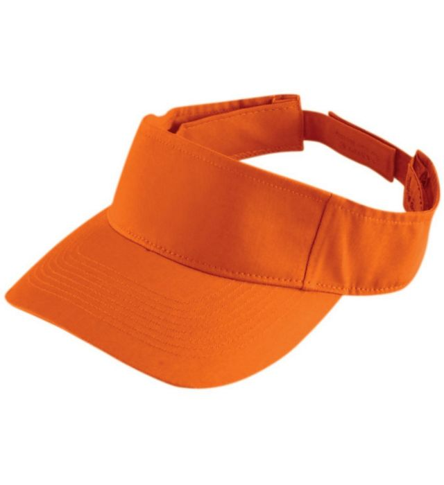 Image for Sport Twill Visor from ASG