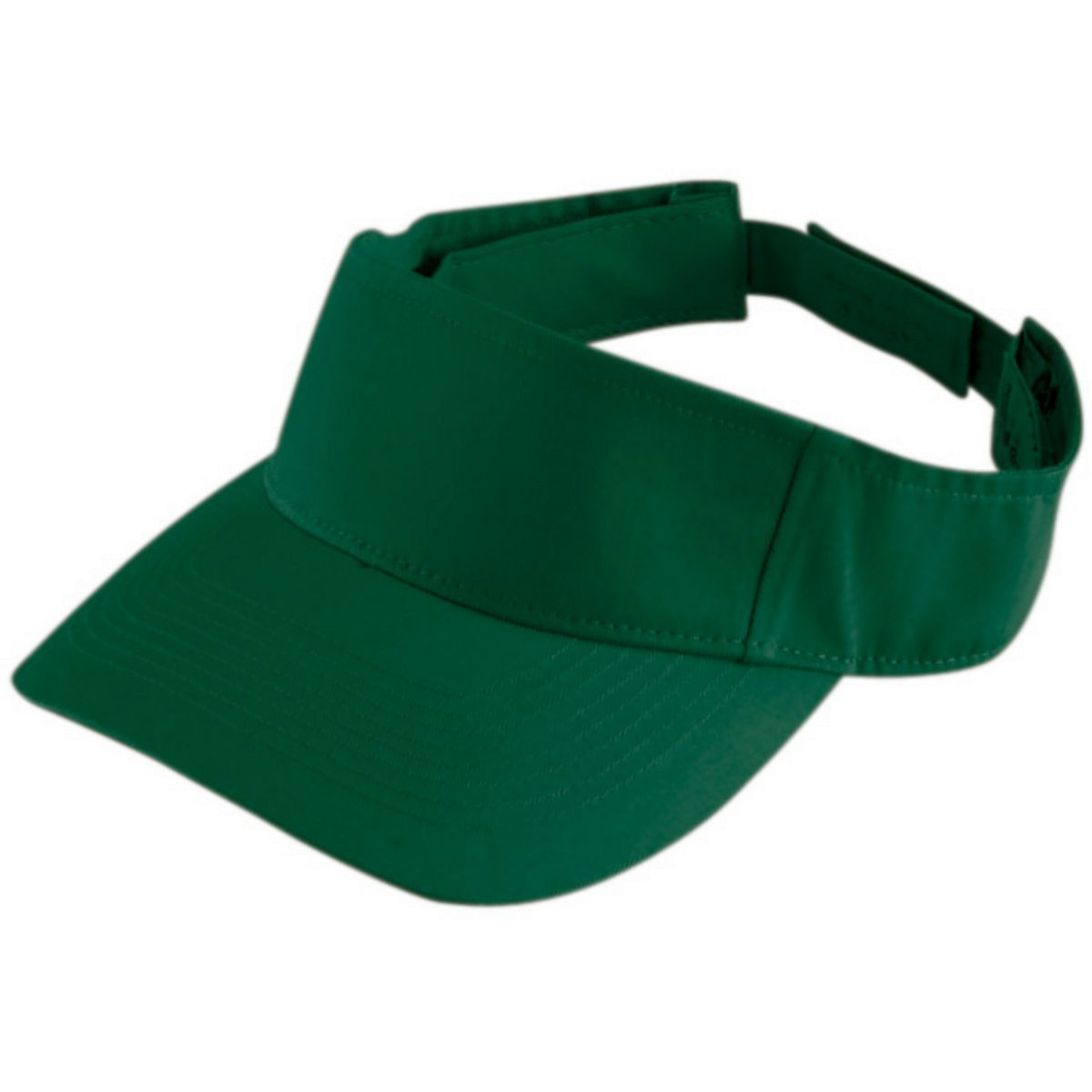 Adult Sport Twill Visor - FOREST