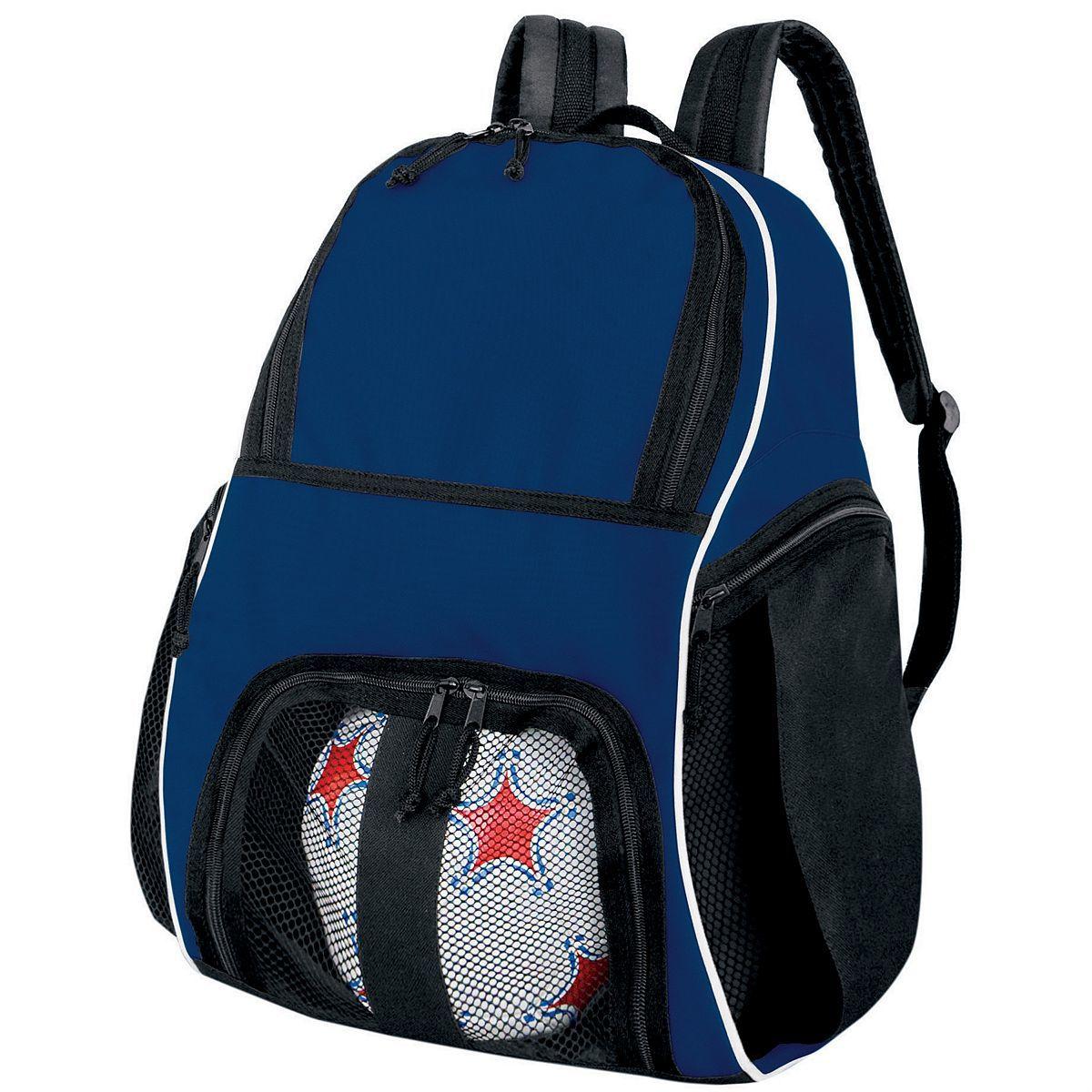 Backpack - NAVY/BLACK/WHITE