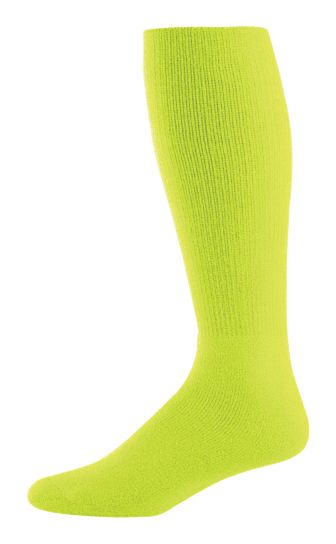 Athletic  Sock - LIME