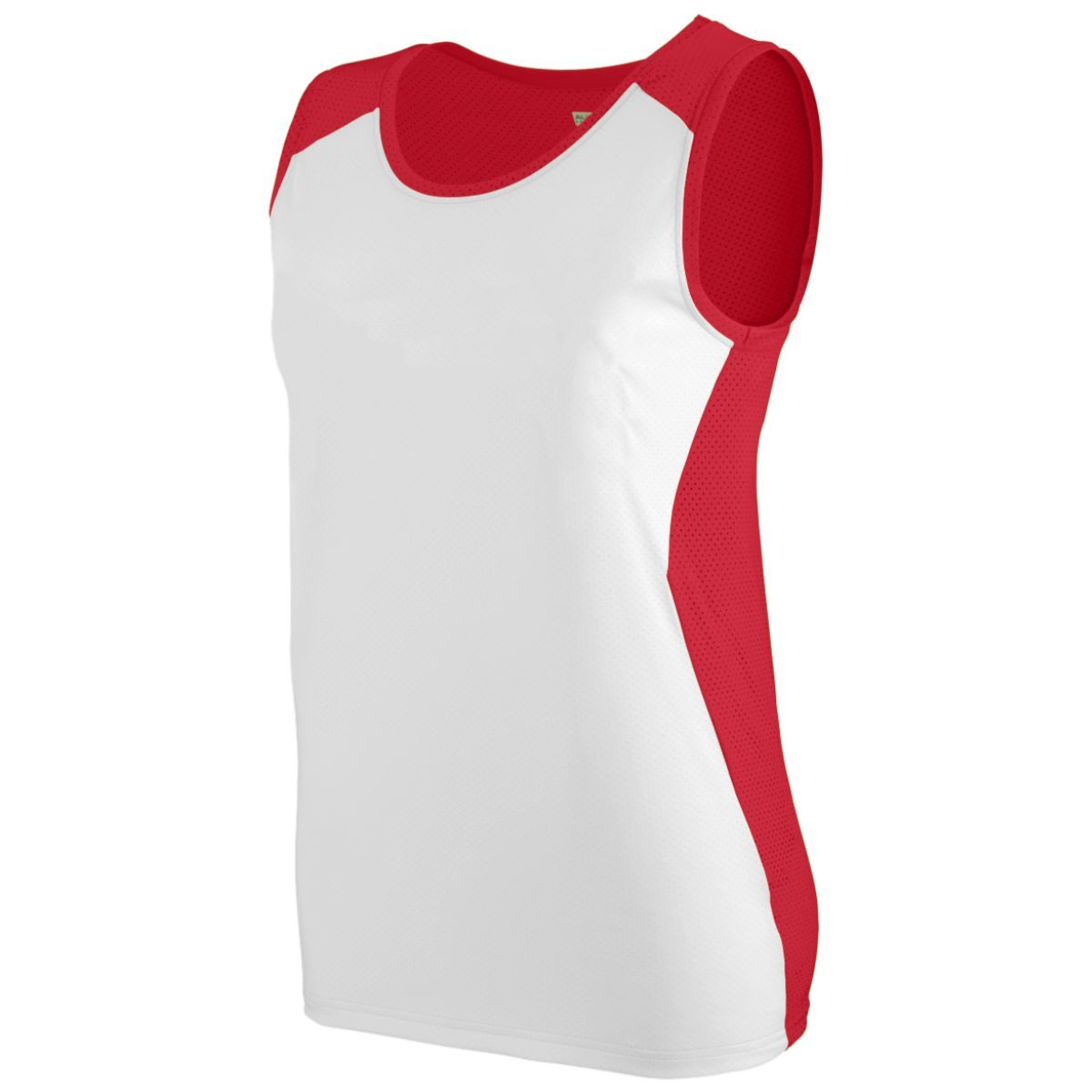 Ladies Alize Jersey - RED/WHITE