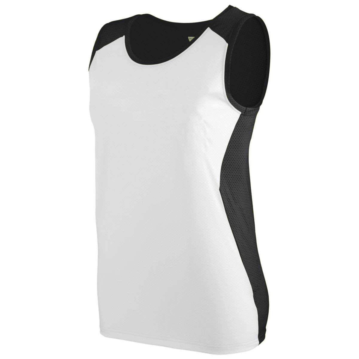 Ladies Alize Jersey - BLACK/WHITE