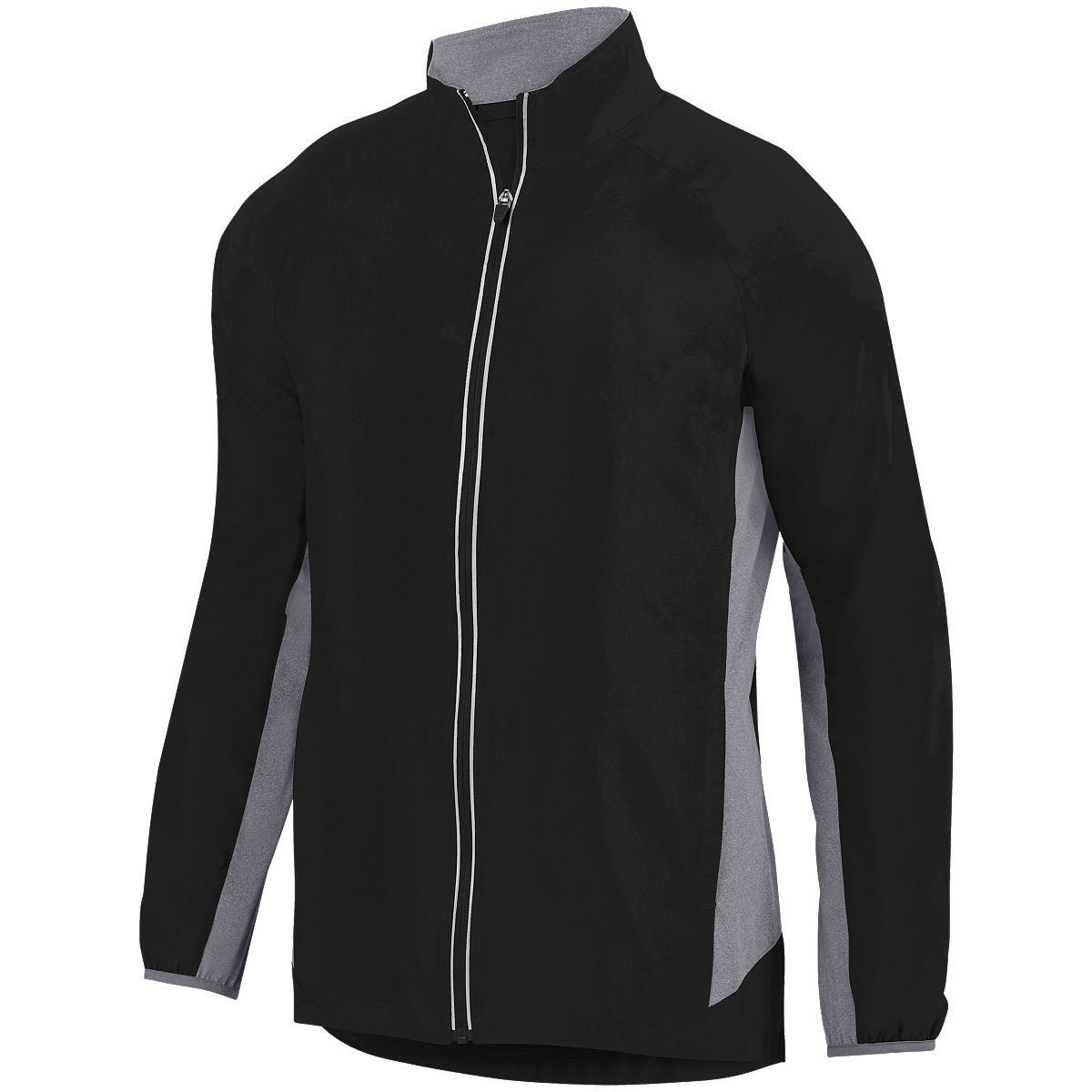 Preeminent Jacket - BLACK/GRAPHITE HEATHER