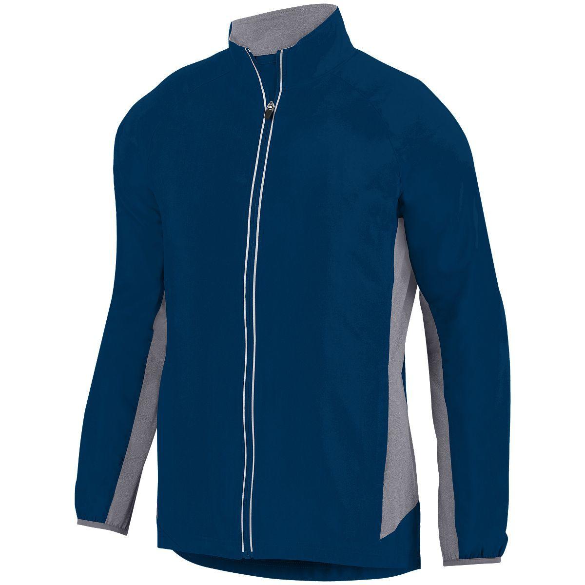 Preeminent Jacket - NAVY/GRAPHITE HEATHER