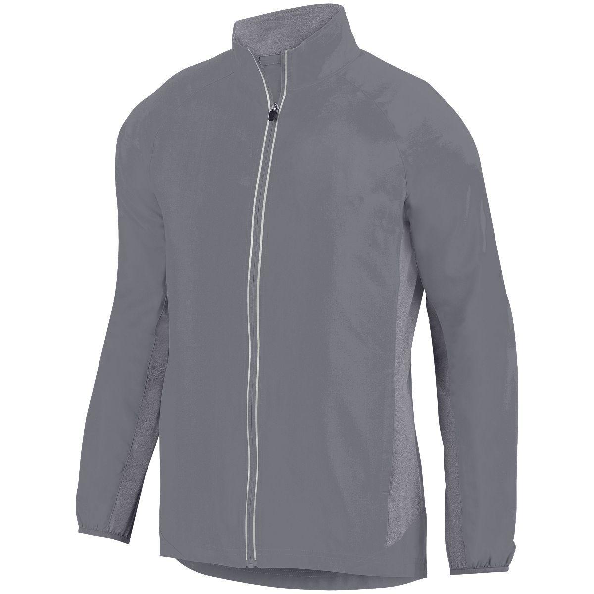 Preeminent Jacket - GRAPHITE/GRAPHITE HEATHER