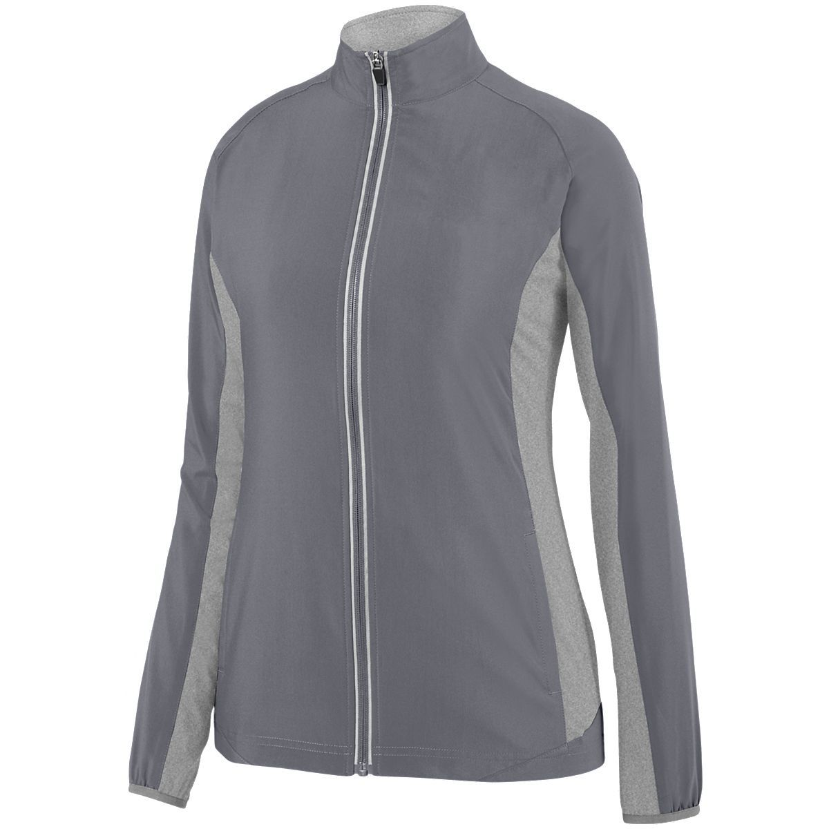 Ladies Preeminent Jacket - GRAPHITE/GRAPHITE HEATHER