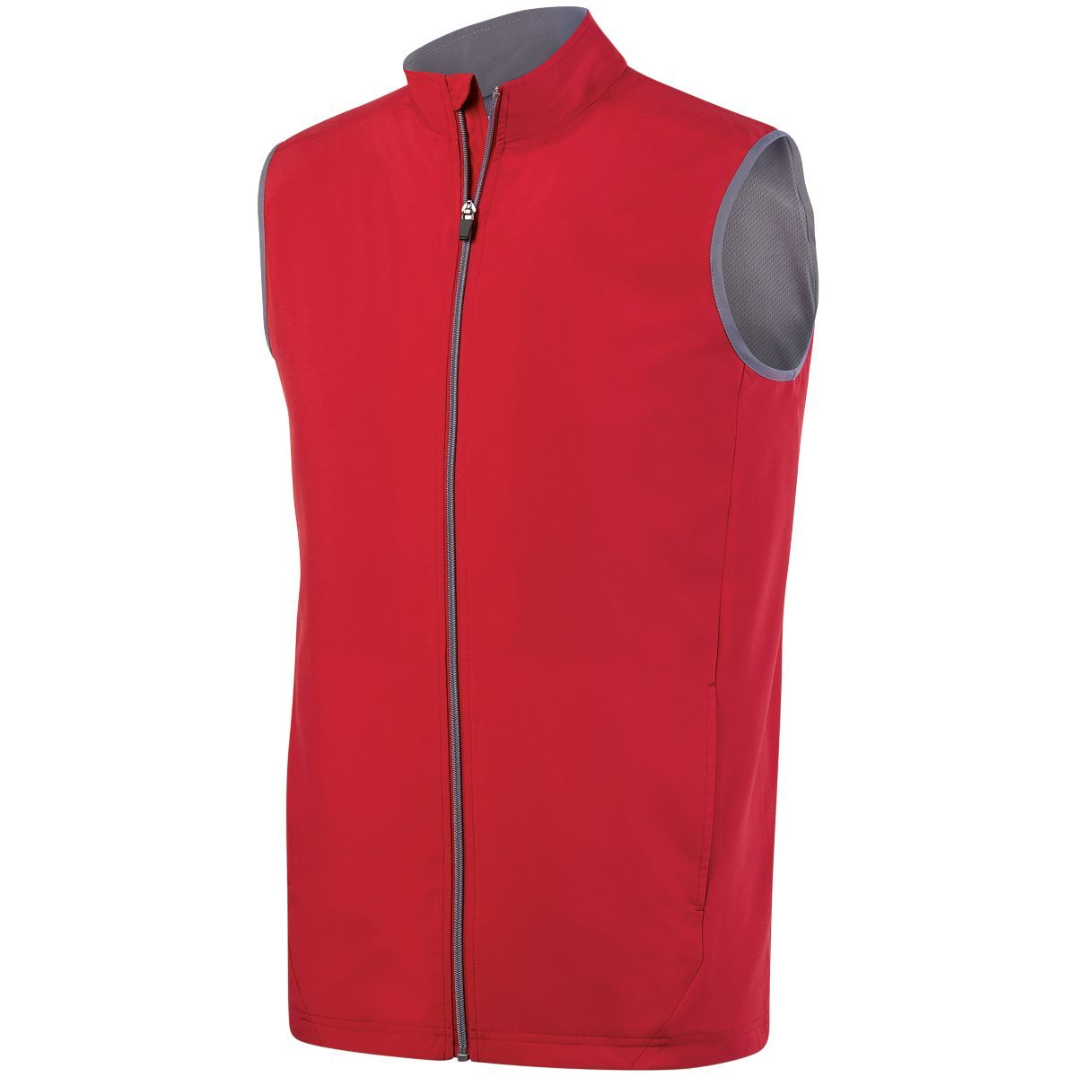 Preeminent Vest - RED/GRAPHITE
