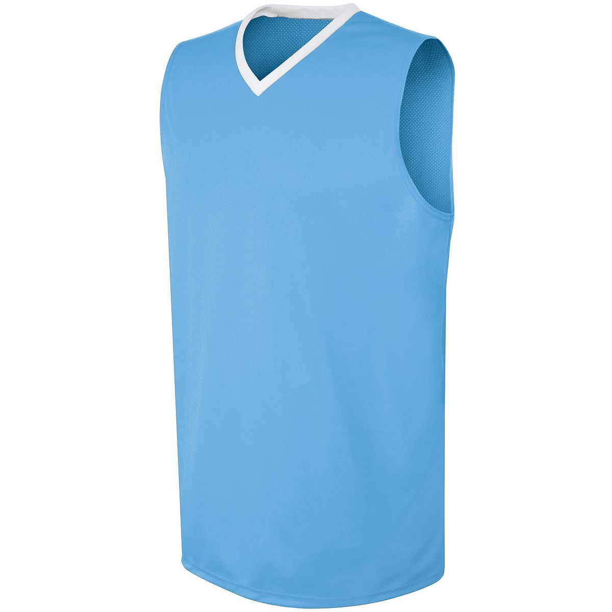 Ladies Transition Jersey - COLUMBIA BLUE/WHITE