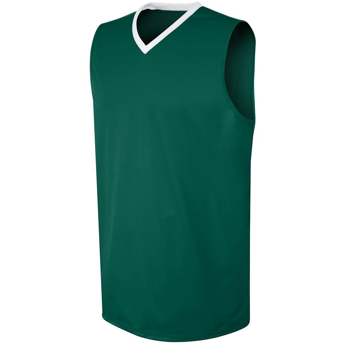 Ladies Transition Jersey - FOREST/WHITE