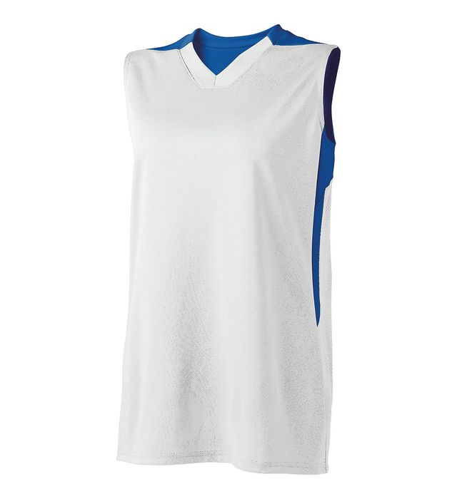 Image for Ladies Half Court Jersey from ASG