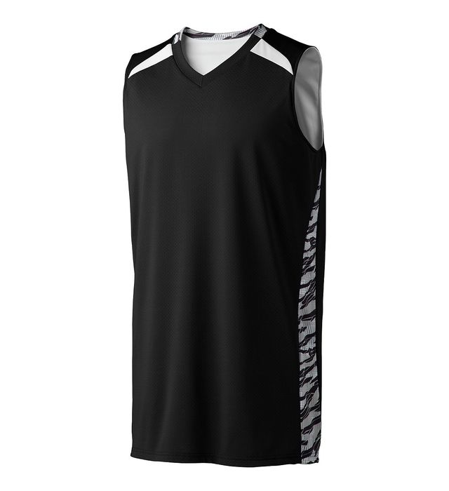 Image for Youth Printed Campus Reversible Jersy from ASG