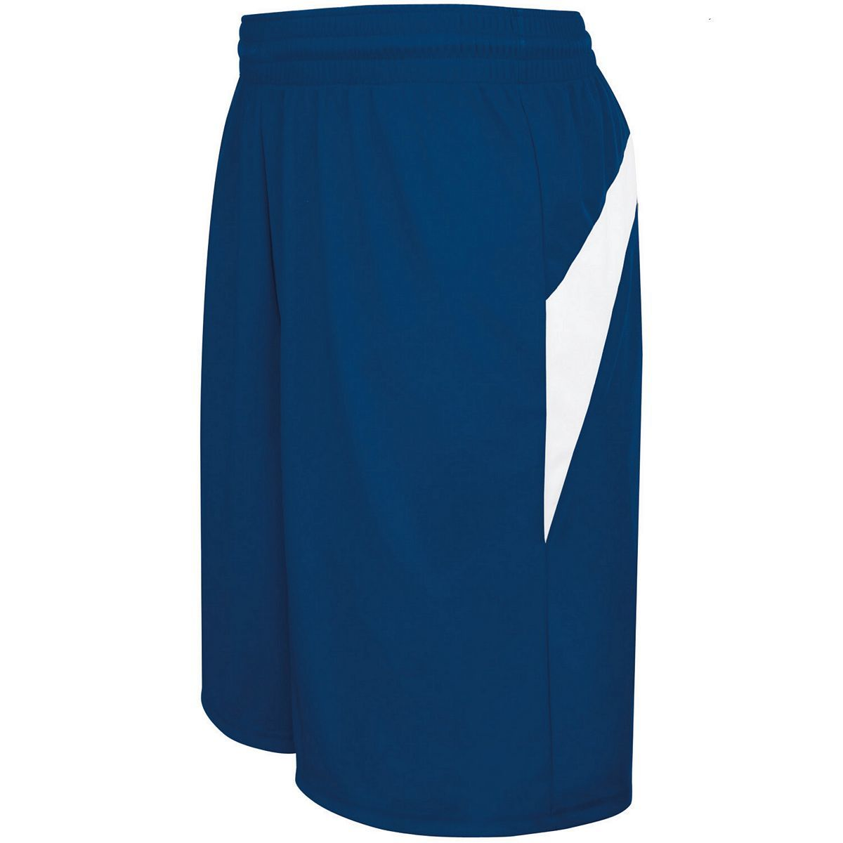 Adult Transition Game Shorts - NAVY/WHITE