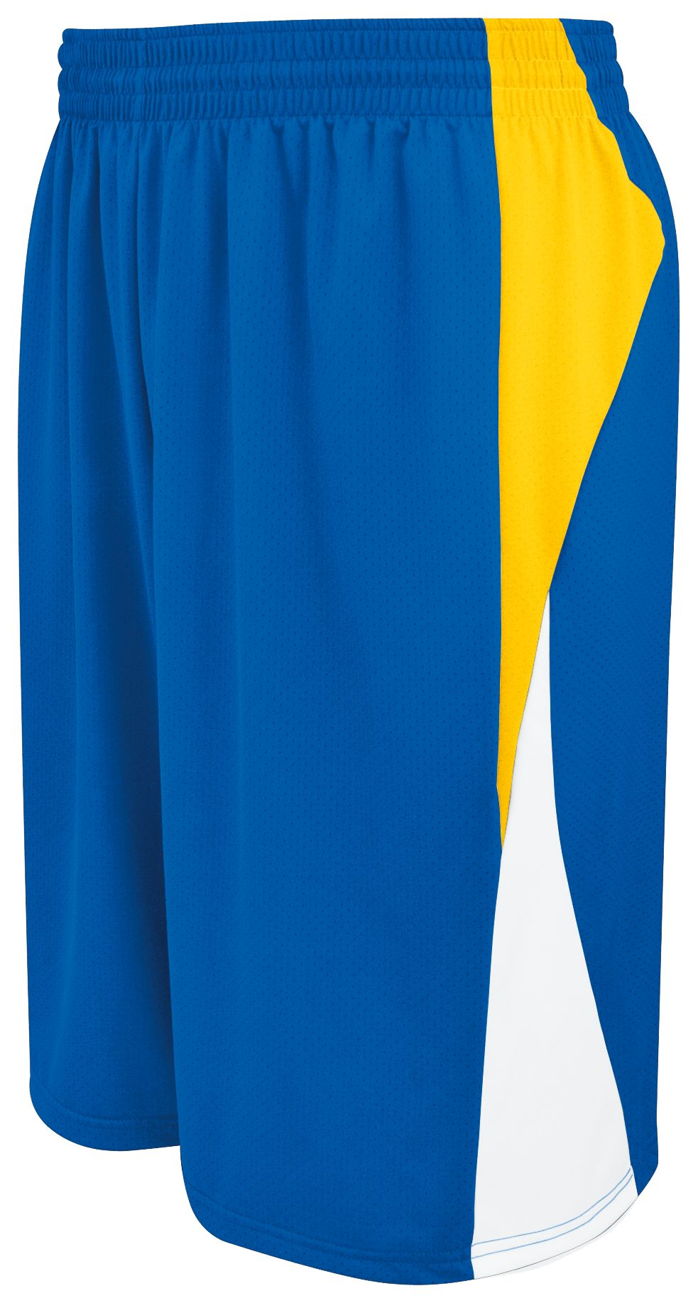 Campus Reversible Shorts - ROYAL/ATHLETIC GOLD/WHITE