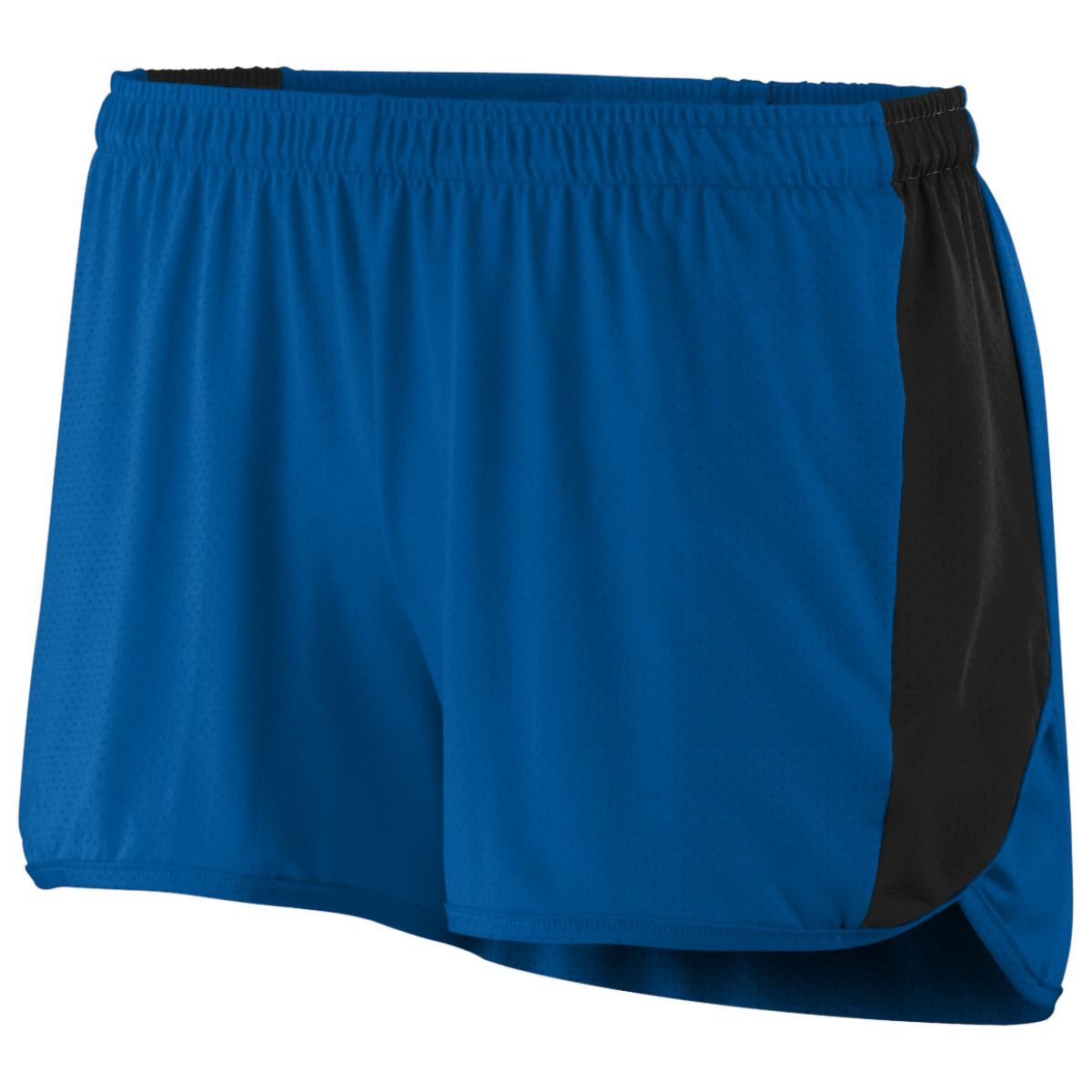 Ladies Sprint Shorts - ROYAL/BLACK
