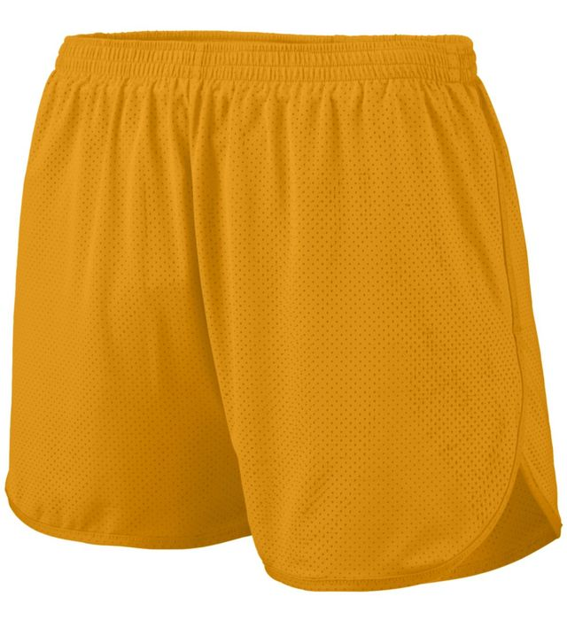 Youth Solid Split Shorts