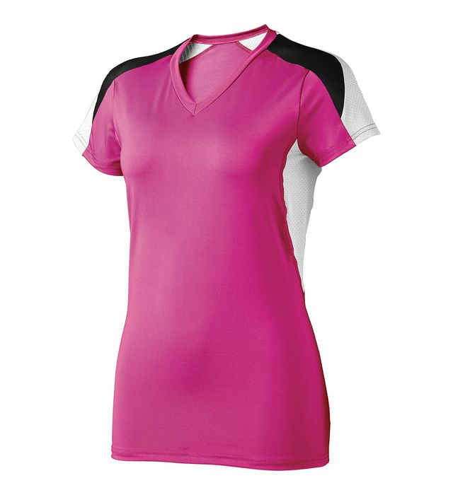 Image for Ladies Atomic Short Sleeve Jersey from ASG