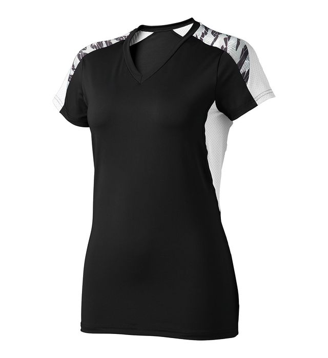 Ladies Atomic Short Sleeve Jersey