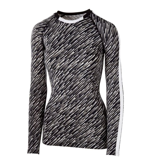 Ladies Spectrum Long Sleeve Jersey